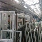 Window frames for Omar Homes