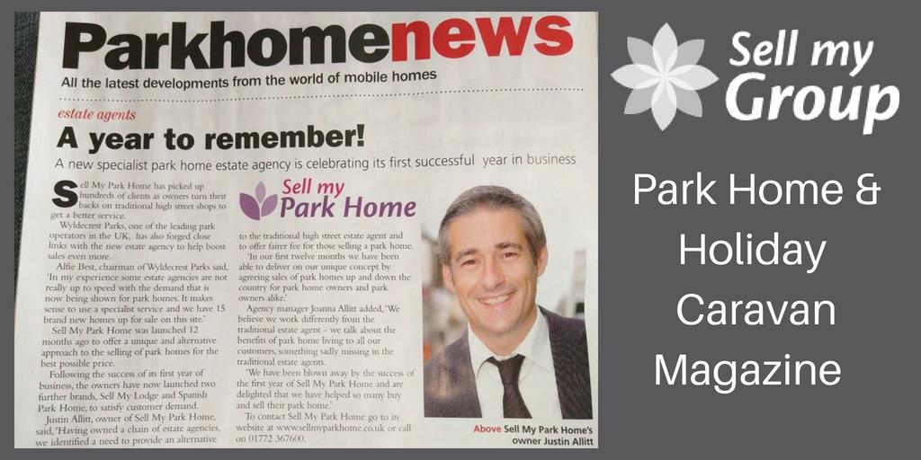 Park Home Magazine