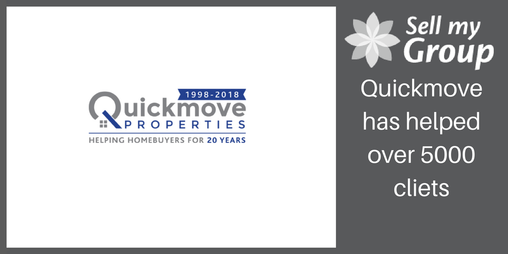 Quickmove has helped over 5000 clients