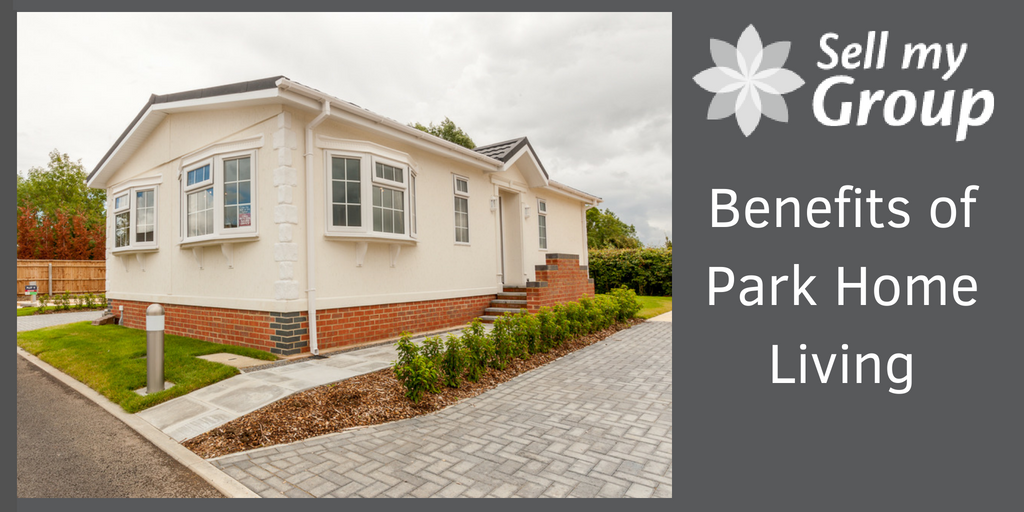Benefits of park home living