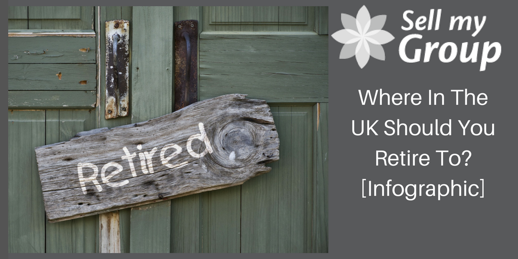 Where in the UK should you retire too?