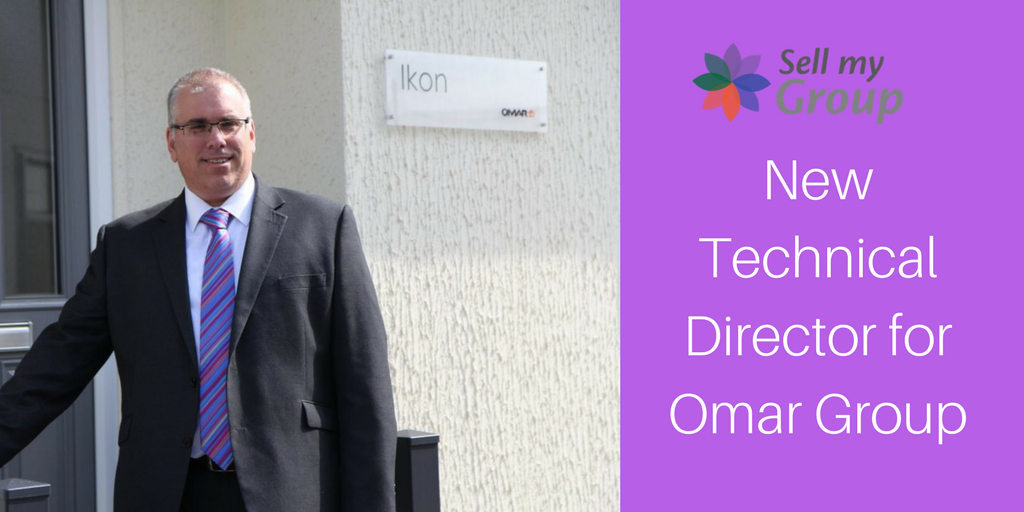 New Technical Director for Omar Homes