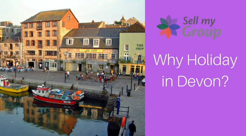 Why Holiday in Devon?