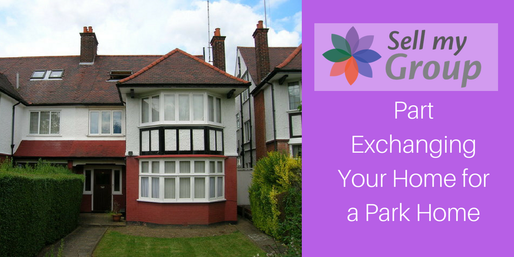 Part Exchanging Your Home for a Park Home