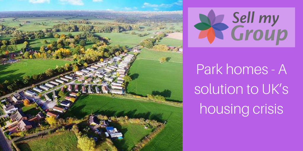 Park homes - A solution to UK's housing crisis
