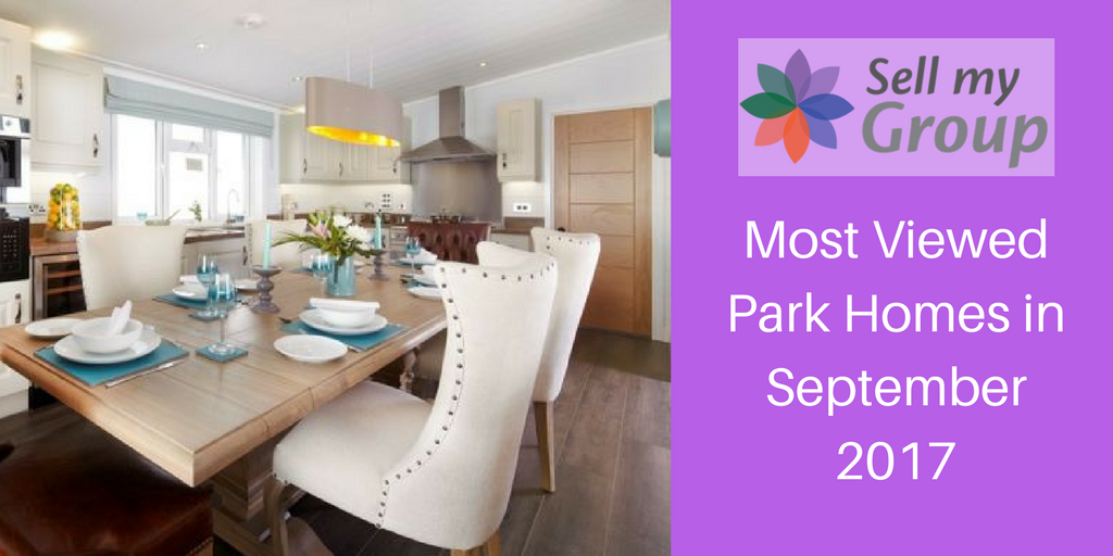 Most Viewed Park Homes In September 2017