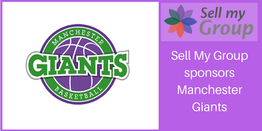 Sell My Group sponsors Manchester Giants
