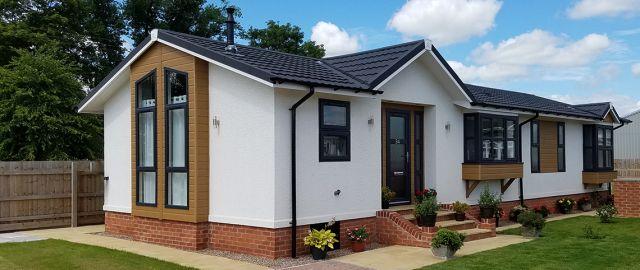 Heather Bank Park, Shillford, East Renfrewshire