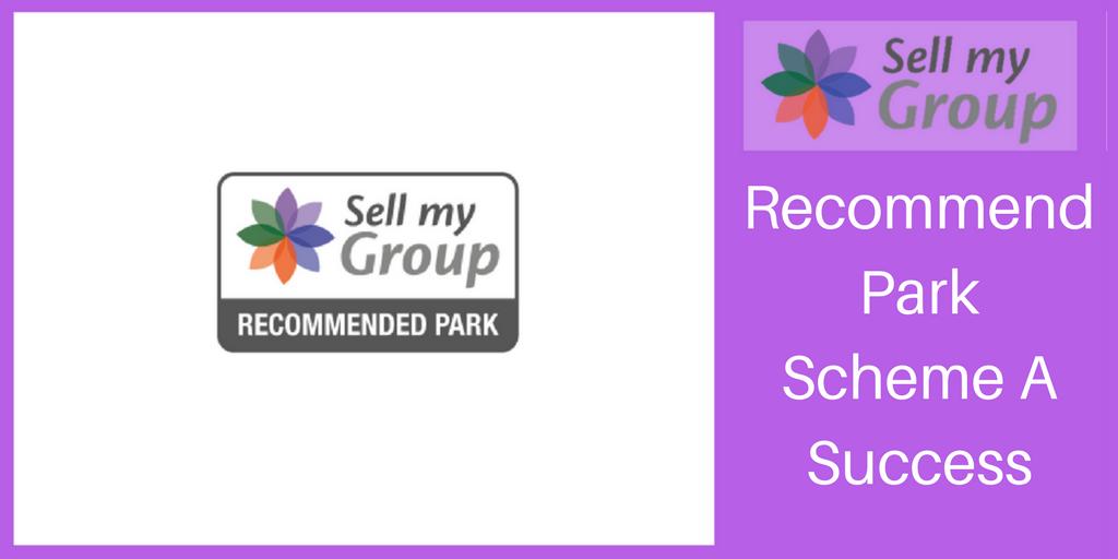 Recommended Park Scheme A Success