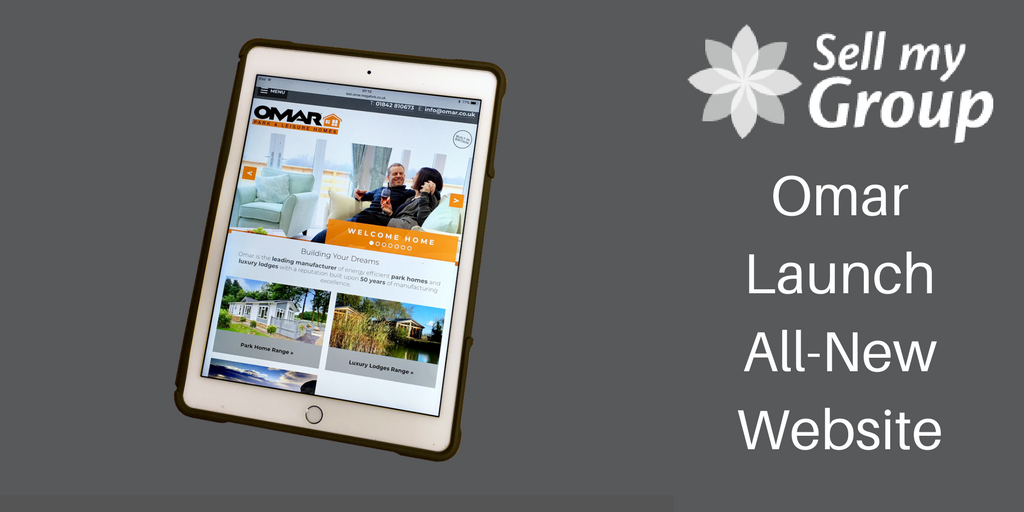 Omar Park & Leisure Homes launch All-New Website