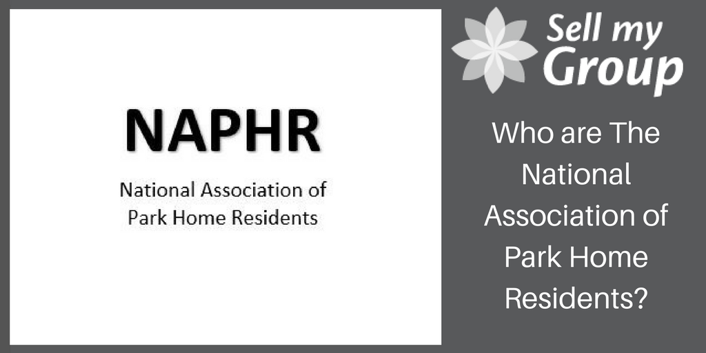The National Association of Park Home Residents (NAPHR)