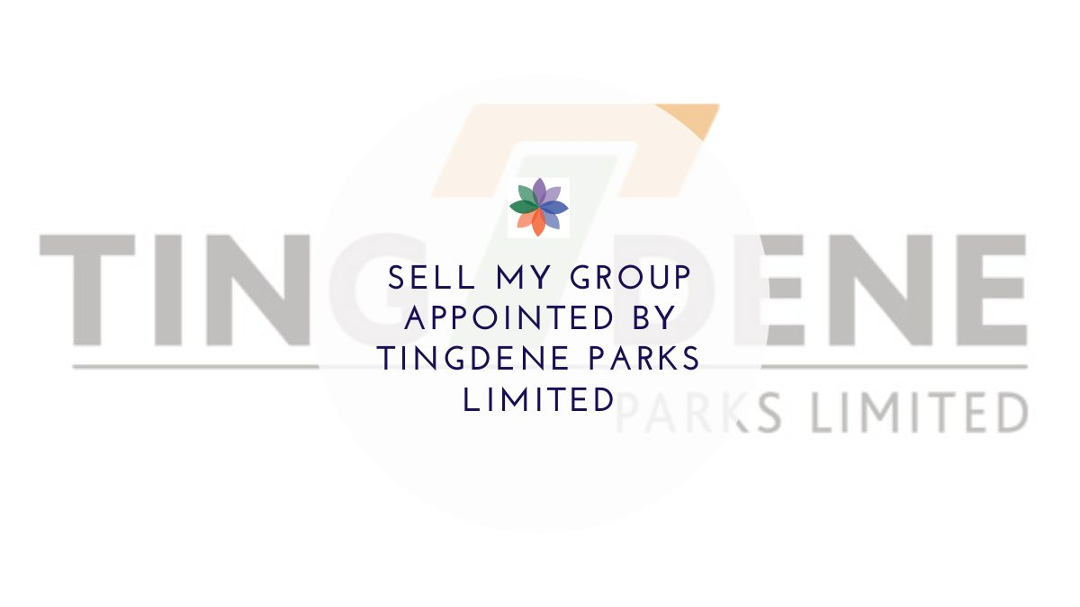 Sell My Group appointed by Tingdene Parks Limited