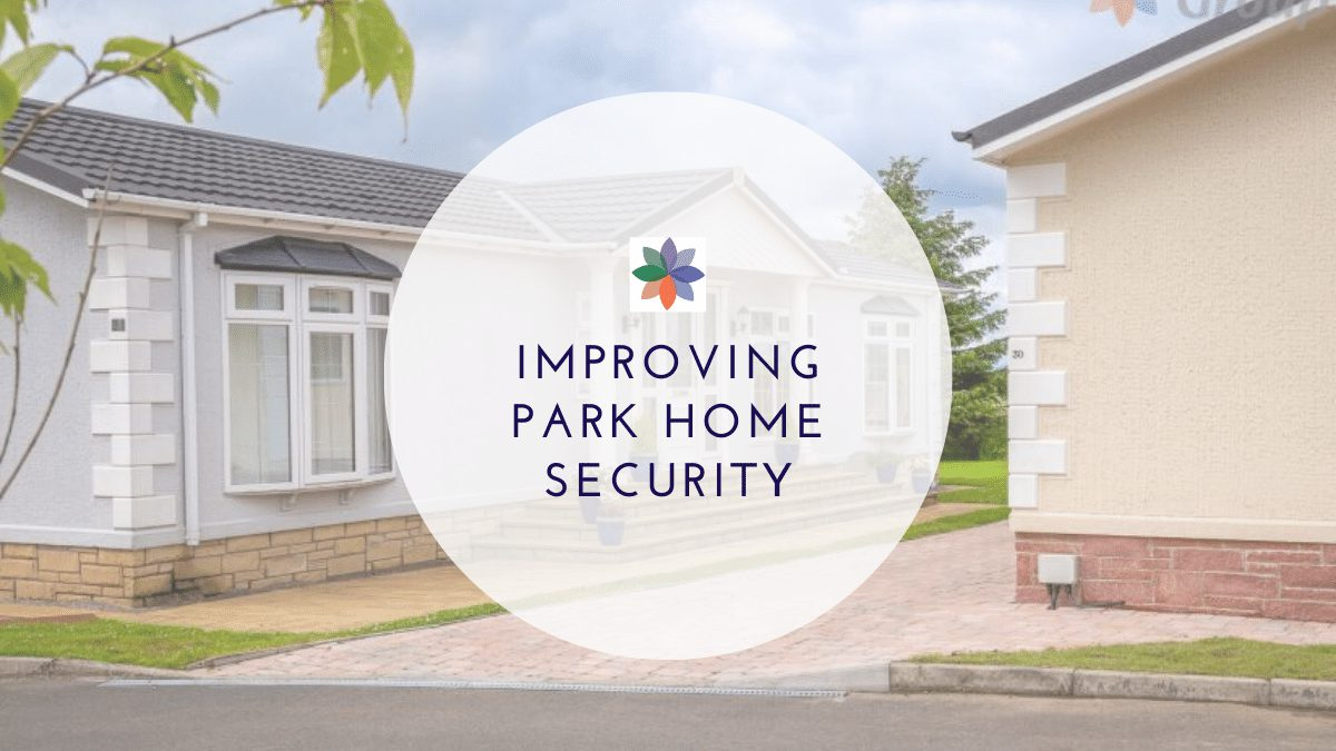 Improving Park Home Security