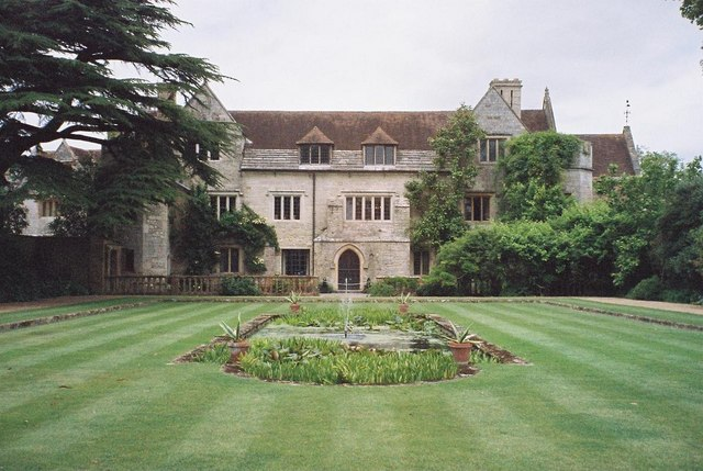 Athelhampton House and Gardens, Dorchester, Dorset