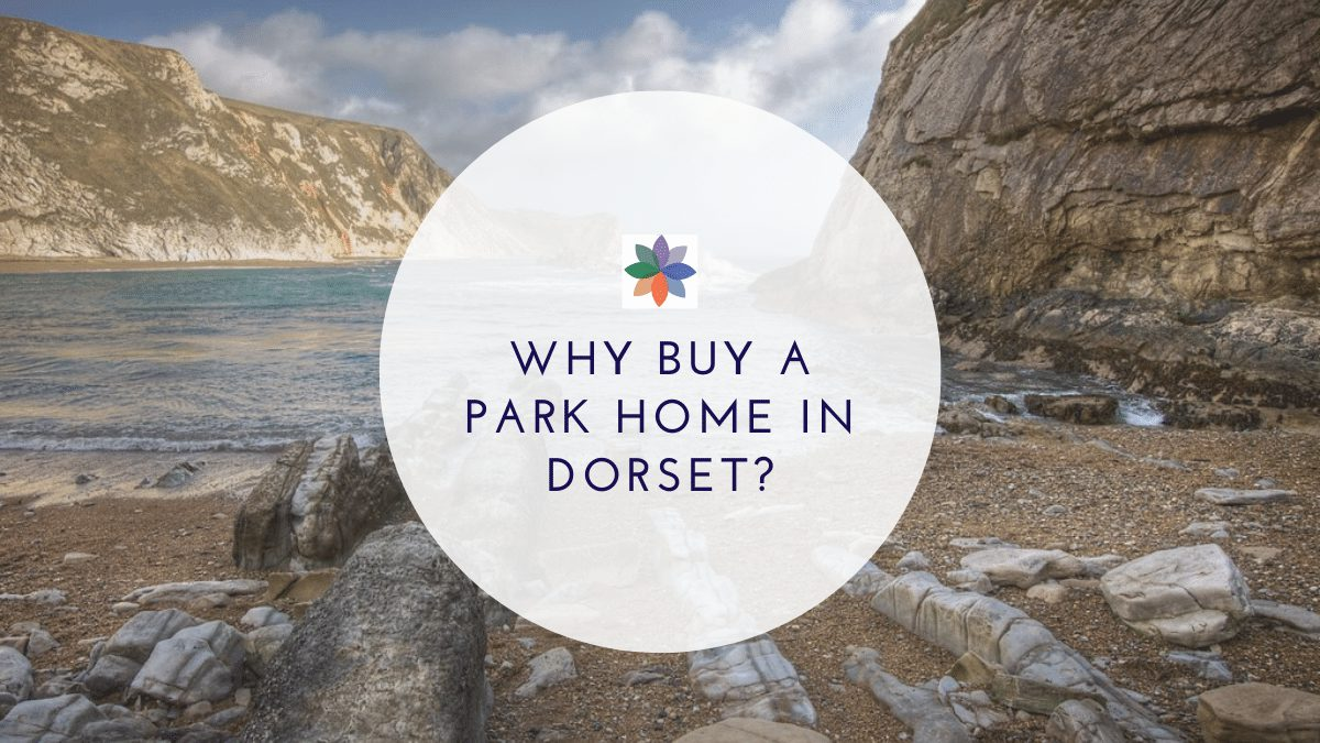 Why you should buy a park home in Dorset