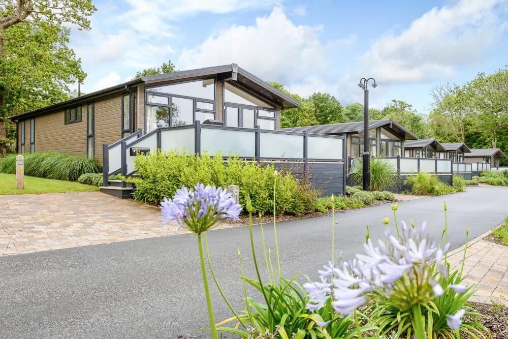 Holiday home at Woodside Bay Lodge Retreat, Wooton Bridge