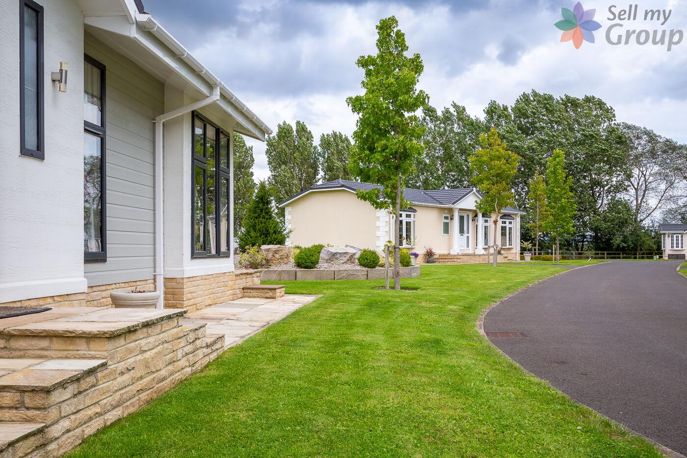 Lodge Park Planning Permission
