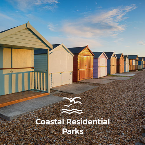 Residential Parks located by the Coast