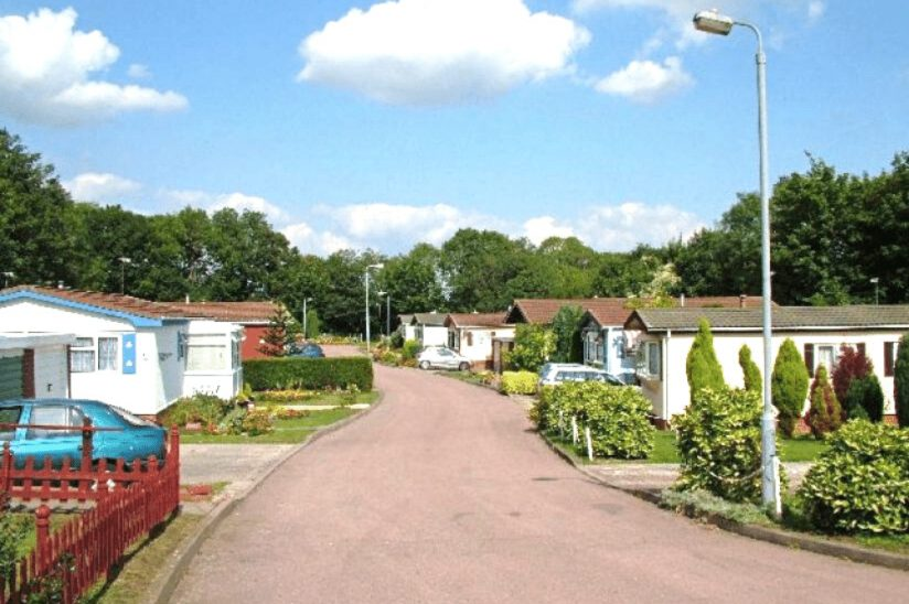 The Best Park Homes for Sale in Kent; Hoo Marina Park