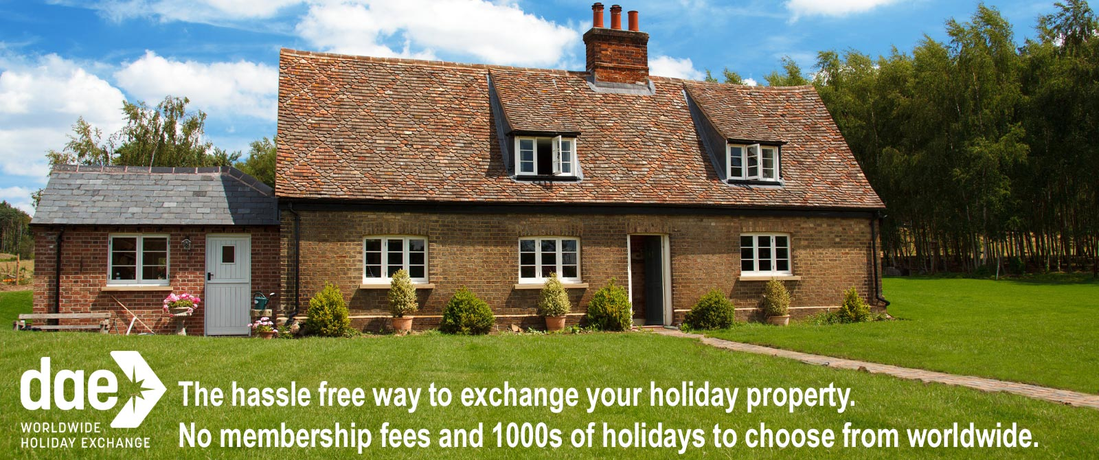 Worldwide Holiday Home and Timeshare Exchange - Dial An Exchange