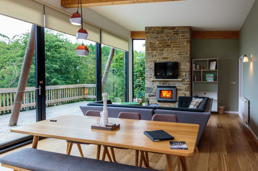 Yorkshire Dales Eco-Lodges - Sell My Group
