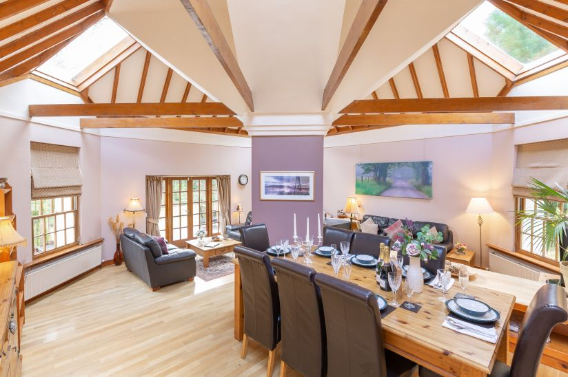 Lomond Luxury Lodges in Stirling - Sell My Group