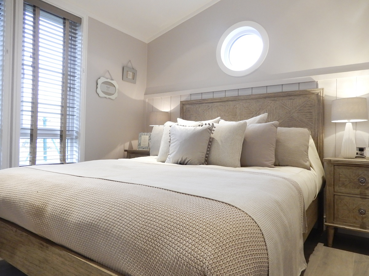 Prestige Homeseeker Casa Di Lusso master bedroom