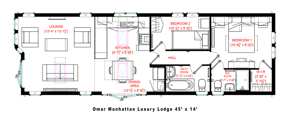 Omar Manhattan Lodge
