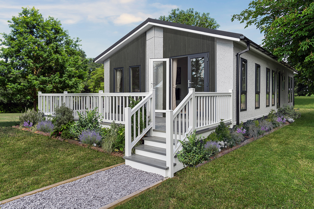 Omar Newmarket Park Home