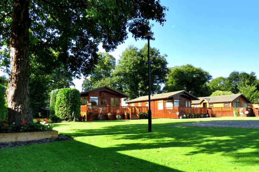 Fir Trees Holiday Park, lodges for sale in Cheshire