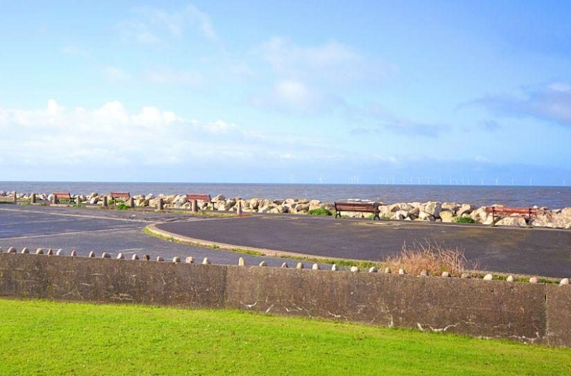 West Shore Park, Barrow-in-Furness