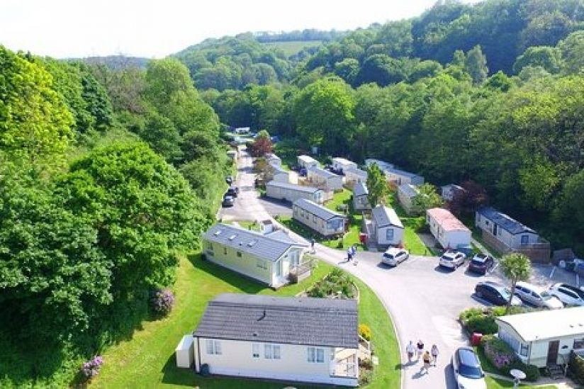 Hele Valley Holiday Park, Ilfracombe