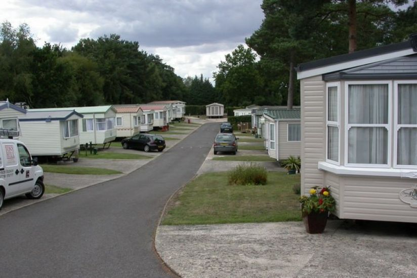 Tanglewood Holiday Park, Poole