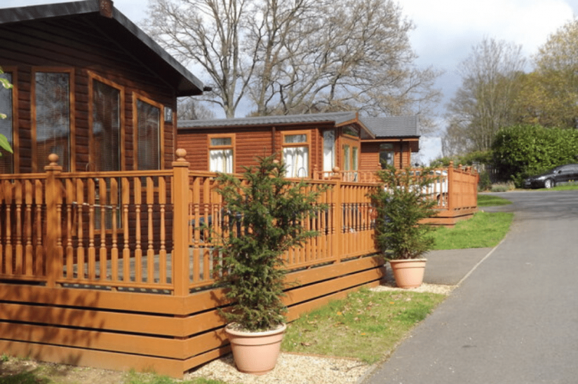 Edgeley Holiday Park. lodges for sale in Surrey - Sell My Group