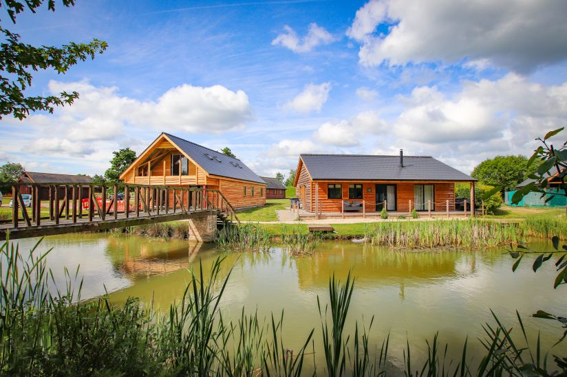 Thorpe Park Holiday Lodges, Thorpe on the Hill
