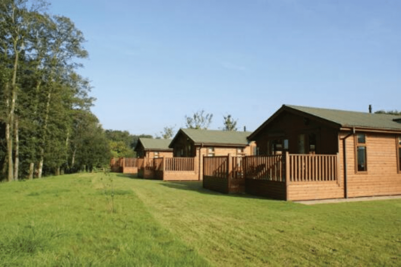 Aberdwylan Holiday Park, lodges for sale in Carmarthenshire