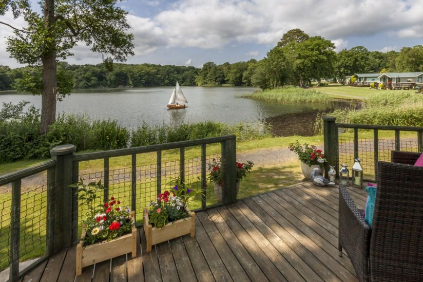 Pearl Lake Country Holiday Park, Leominster