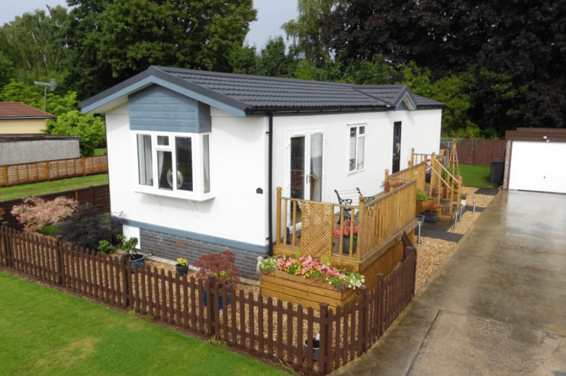 Ashfield Homes Park, parkhomes for sale in Lincolnshire