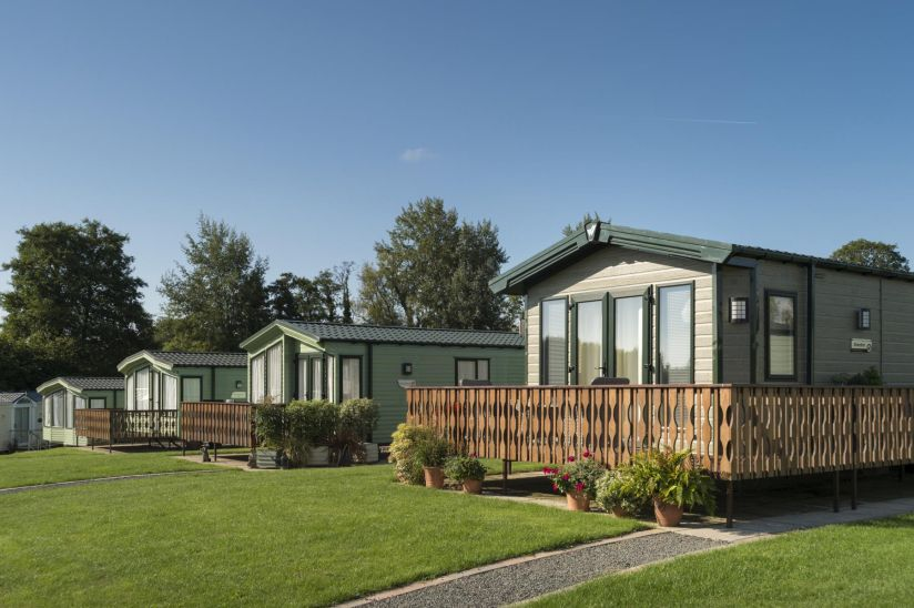 Arrow Bank Country Holiday Park, Herefordshire