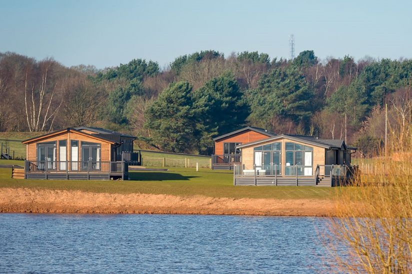 Delamere Lake Sailing and Holiday Park, Northwich