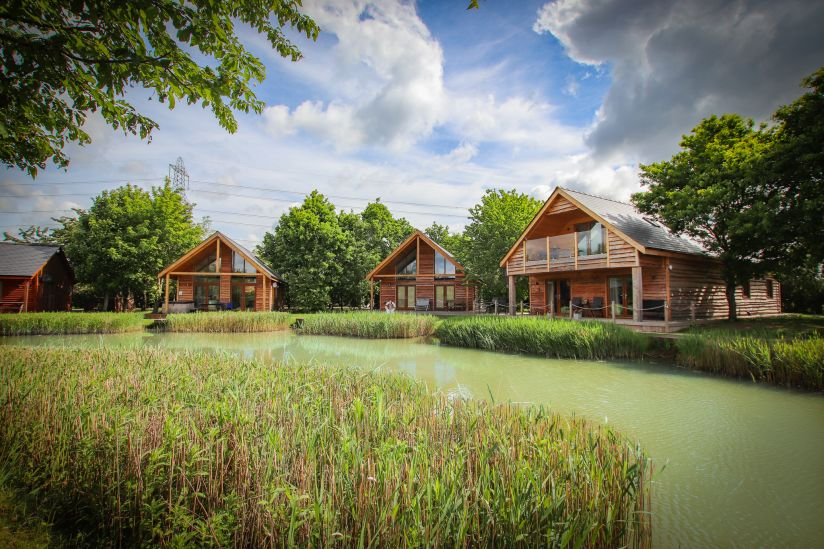 Thorpe Park Holiday Lodges, Thorpe on the Hill, Lincolnshire