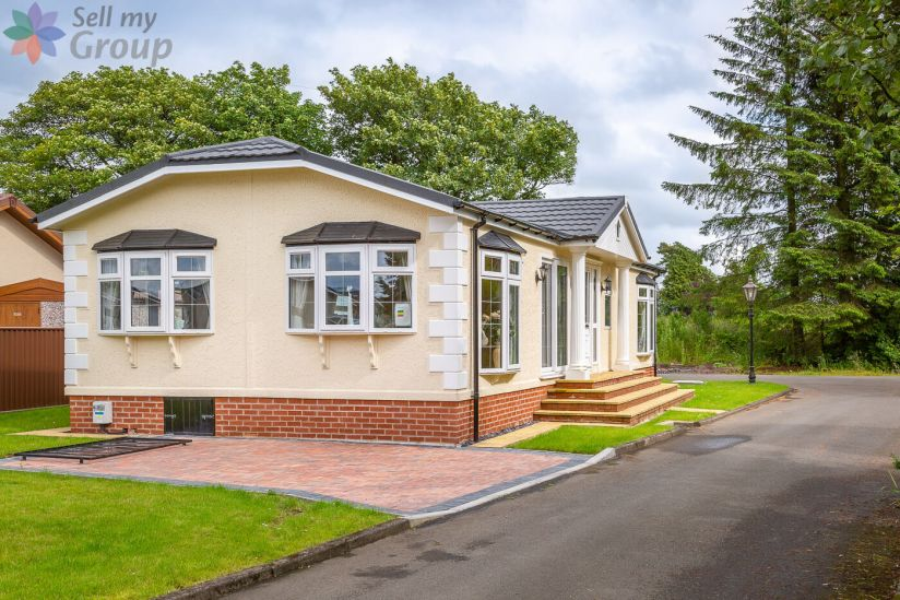 Park Homes for sale Heatherbank Park in Renfrewshire
