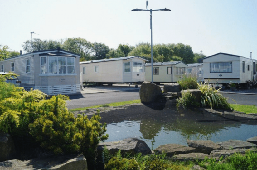Broadwater Holiday Park, Fleetwood