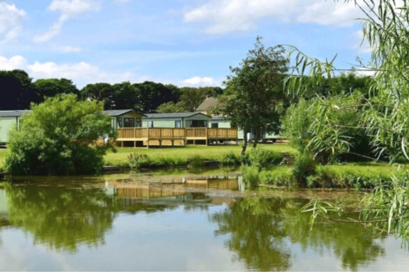 Burtree Lakes Caravan Park, Little Crakehall