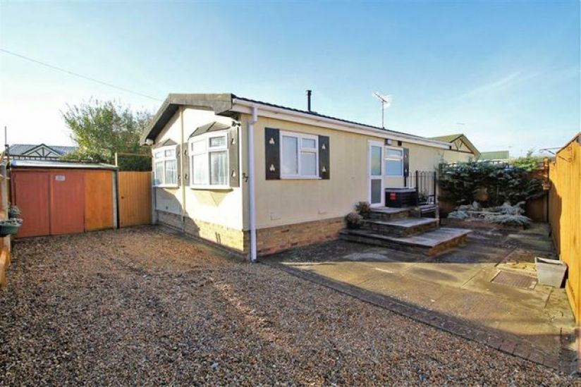 Riverside Mobile Home and Touring Park, West Drayton