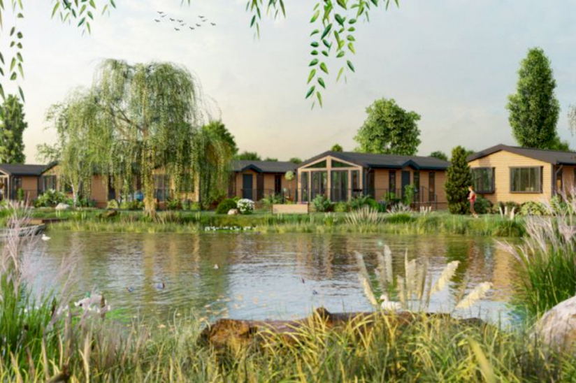 Beechtree Lakes, South Yorkshire