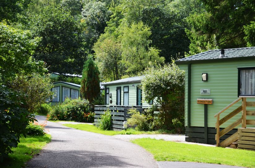 Newby Bridge Country Caravan Park, Newby Bridge