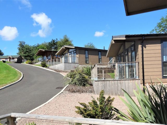 Hillview Lodges,  Stottesdon , Worcestershire