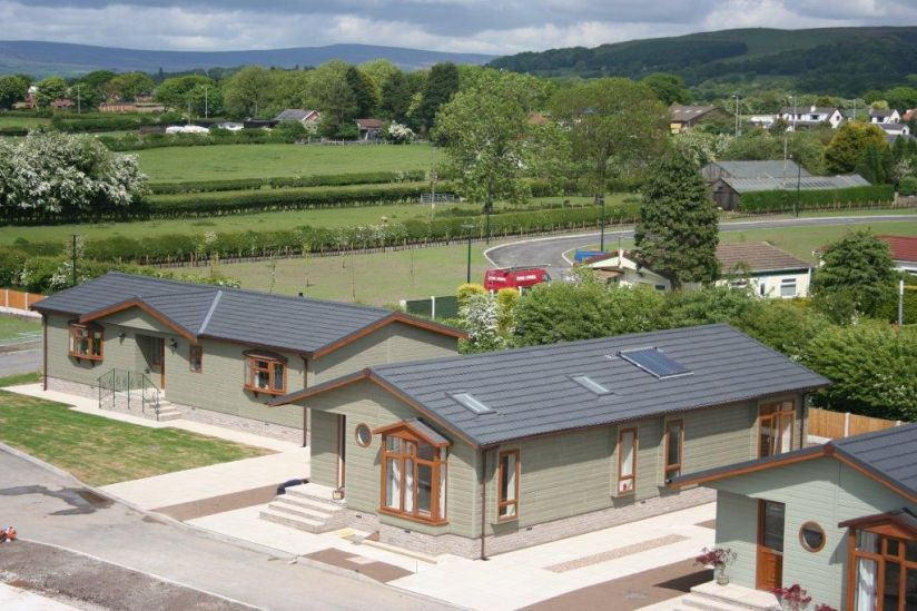 Acresfield Residential Park, Lodges for Sale in Lancashire