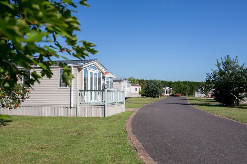 Silverhill Holiday Park, Lincolnshire